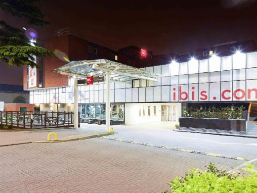 Ibis London Heathrow Airport Hotel
