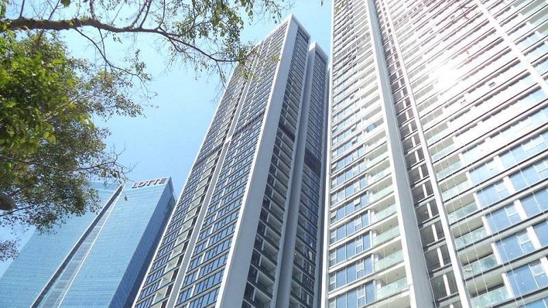 Bayhomes Metropolis Serviced Apartment