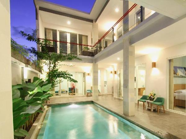 Apple Suite Apartment Bali