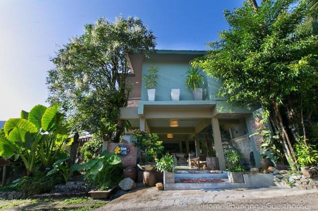 โฮม พังงา เกสท์เฮาส์ – Home Phang Nga Guesthouse