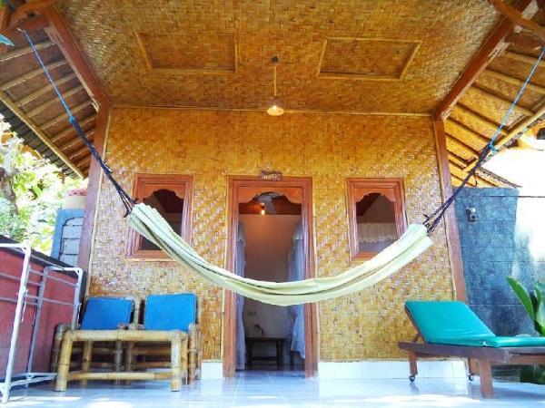 Bamboo Bali Bungalows Amed Bali