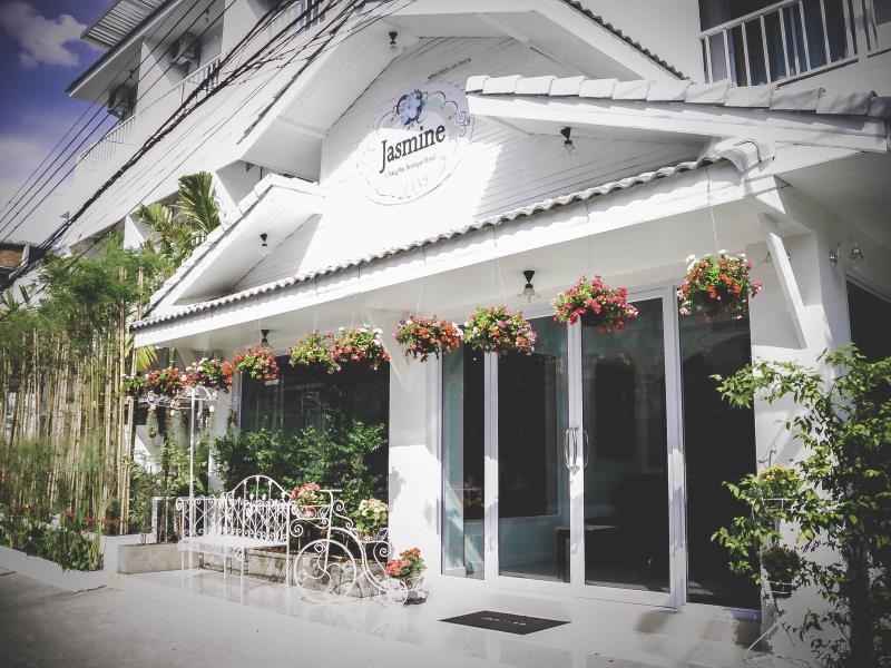 Jasmine Chiang Mai Boutique Hotel จัสมิน เชียงใหม่ บูติก โฮเต็ล
