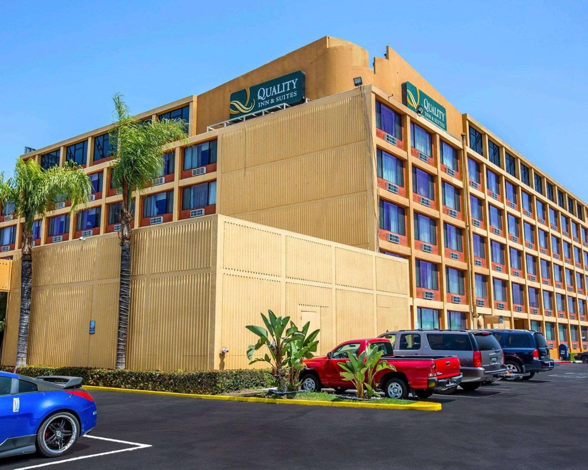 Quality Inn And Suites Montebello   Los Angeles