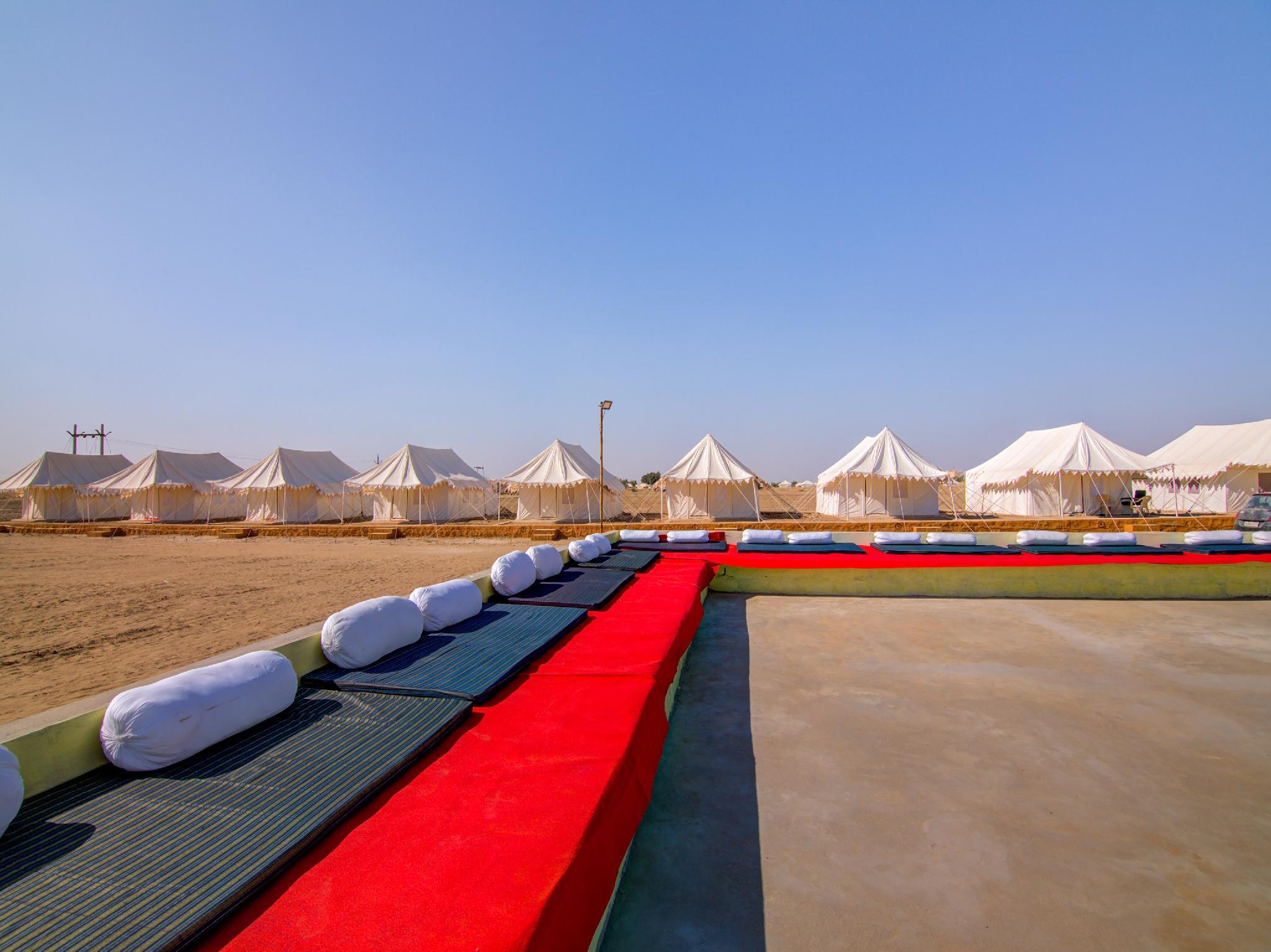 OYO 26134 Dhanak Desert Camp And Resort