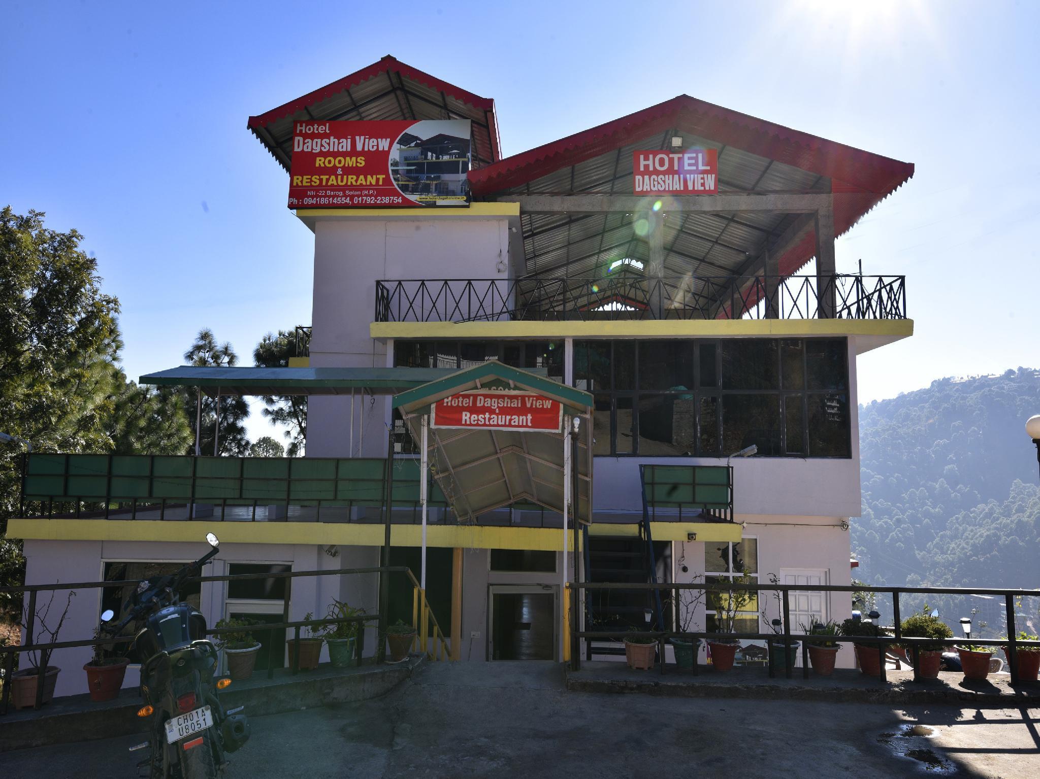 OYO 26186 Dagshai View
