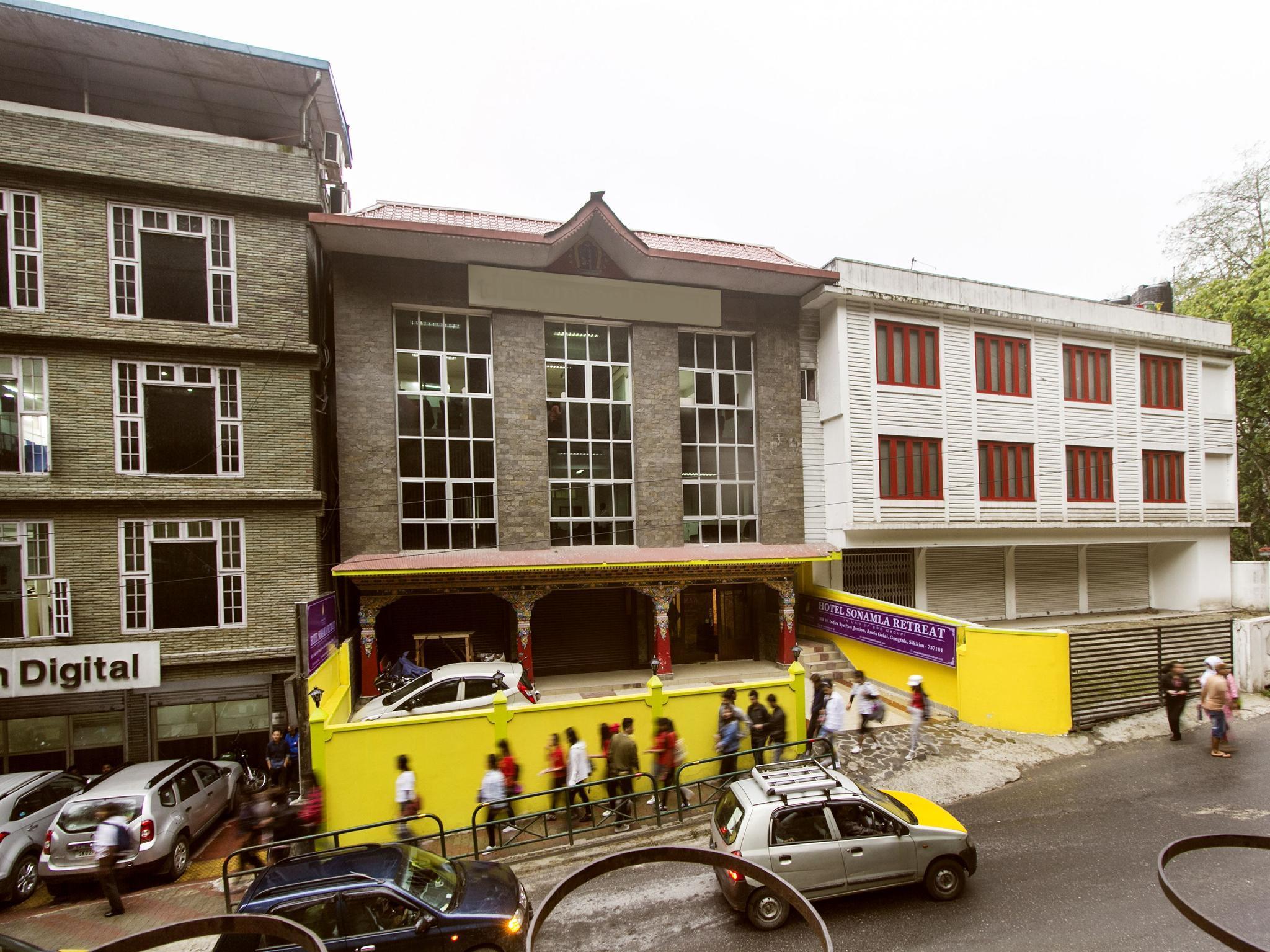 OYO 3489 Hotel Sonamla Retreat
