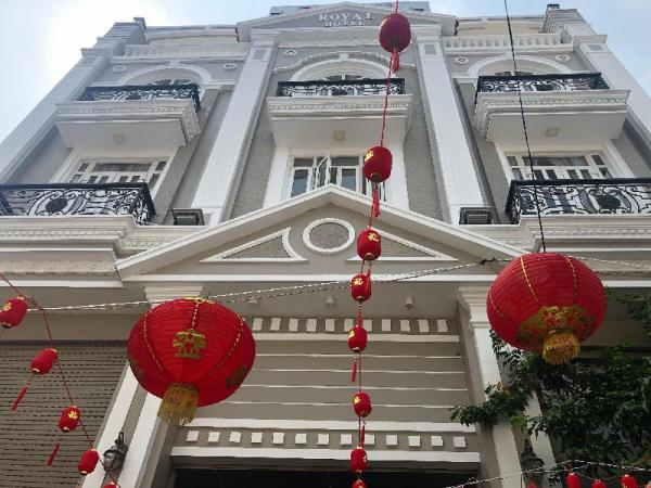 ROYAL HOTEL. Ho Chi Minh City