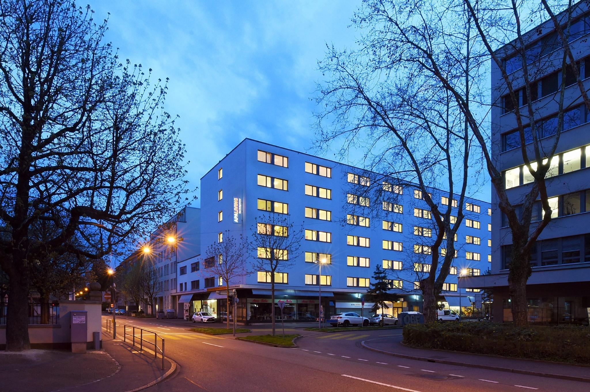 Apaliving   Das Budgethotel