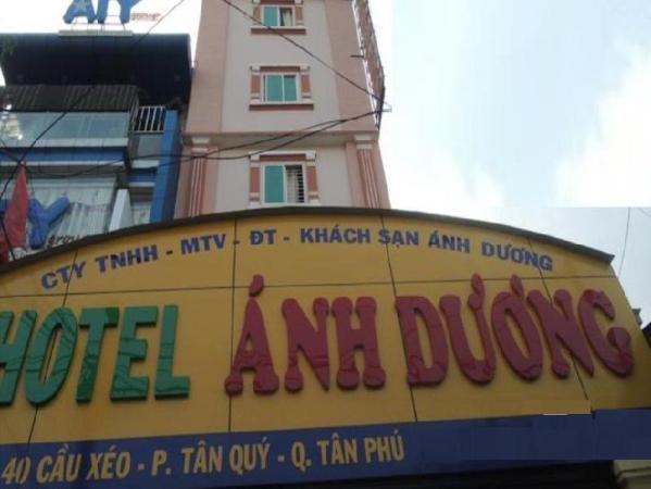 Anh Duong Hotel Saigon Ho Chi Minh City