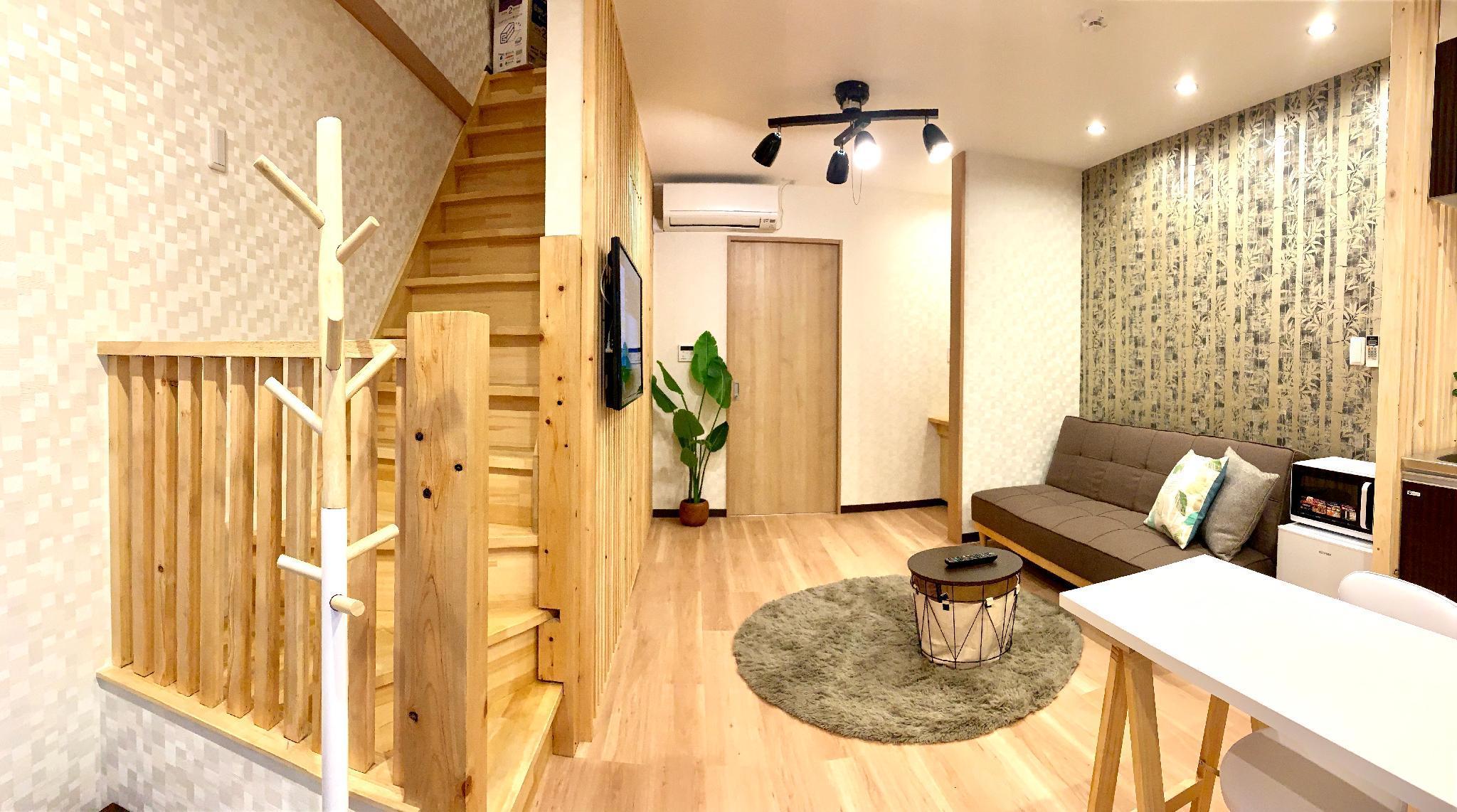 Shimodera New Open Nihonbasi Guest House Namba