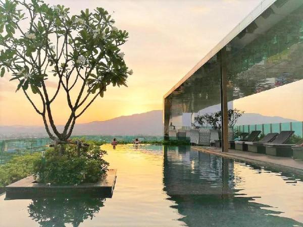 The Astra Condo Cozy Suite Chiang Mai