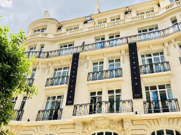 Hotel Astor - Saint Honore Paris