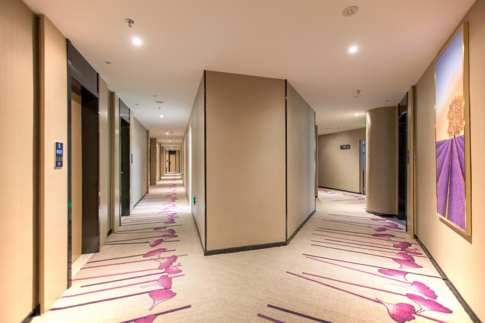 Lavande Hotels Wuhan Zhongshan Avenue Liudu Bridge Metro Station