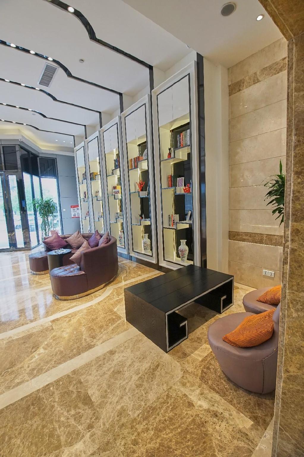 Lavande Hotels Nanchang Xianghu