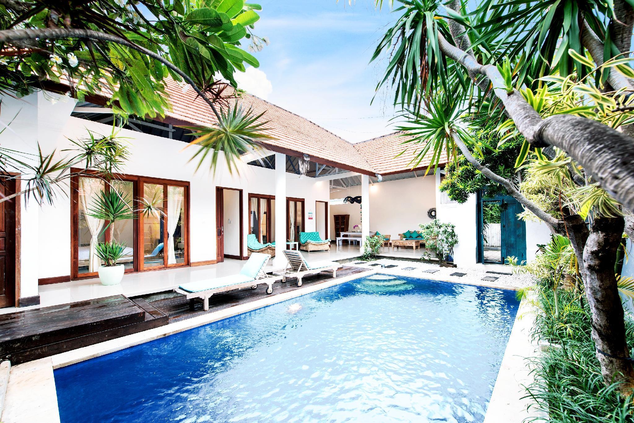 Charming 2 Bedrooms Private Villa In Seminyak