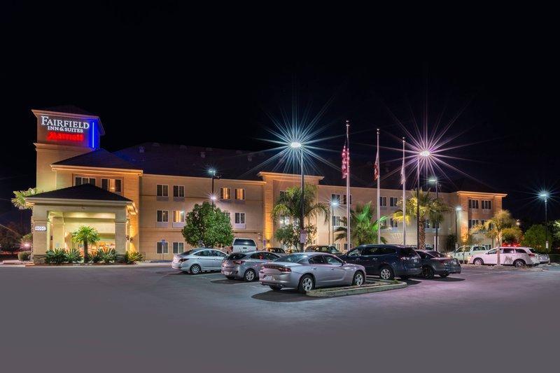 Fairfield Inn And Suites Sacramento Elk Grove