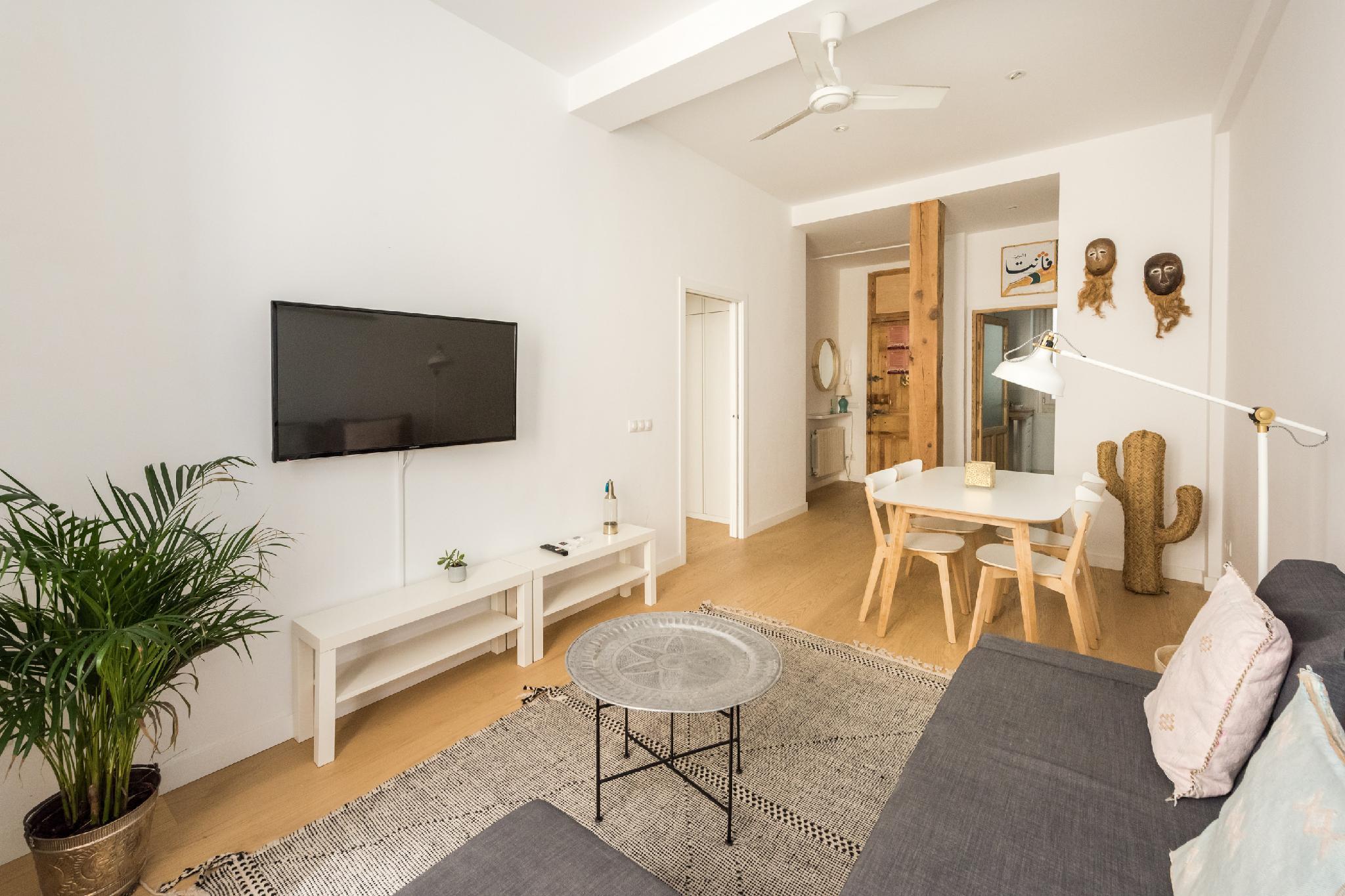 Apartament In Las Vistillas