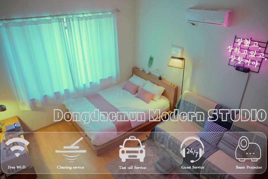New  Location In Dongdaemun. Modern House.
