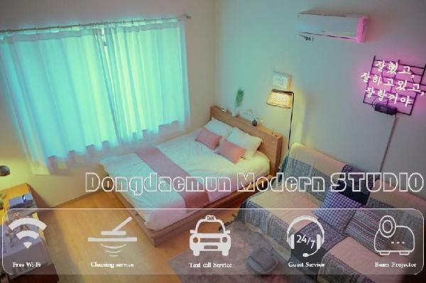 [New] Location in Dongdaemun. Modern House. Seoul