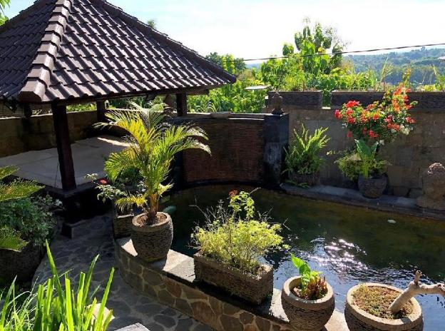 Villa Lalang Lovina included breakfast with staff