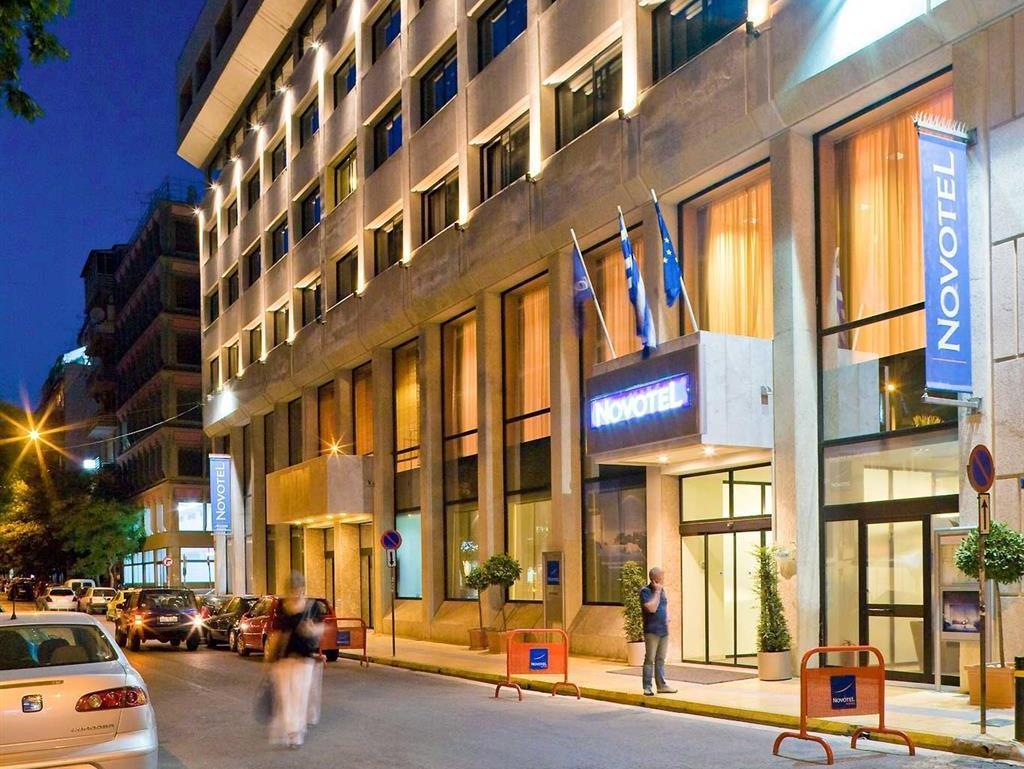 Novotel Athens Hotel