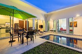 [ラワイ]ヴィラ(200m2)| 3ベッドルーム/3バスルーム 2019 NEW Boutique Private Pool Villa, 3 bedrooms