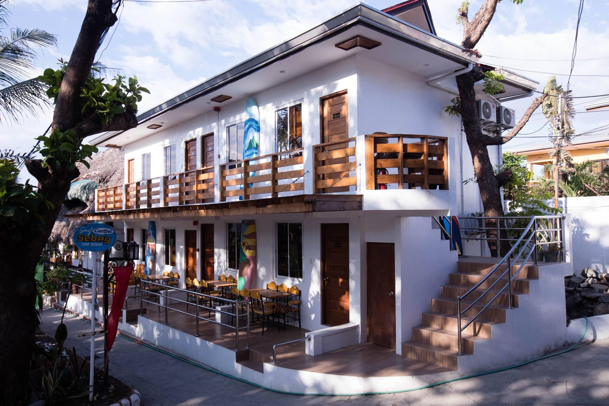 Sebay Surf Central Resort
