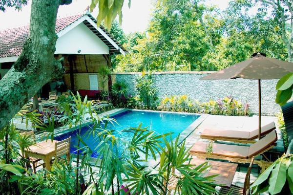 Kubu Kak Dudung Villa Bali