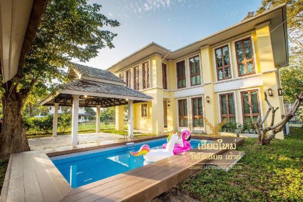 Chiang Mai Colonial House Chiang Mai