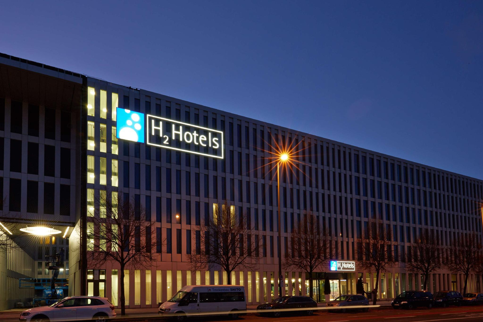 H2 Hotel M�nchen Messe