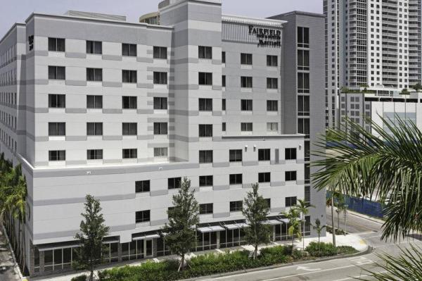 Fairfield Inn & Suites Fort Lauderdale Downtown Las Olas Fort Lauderdale