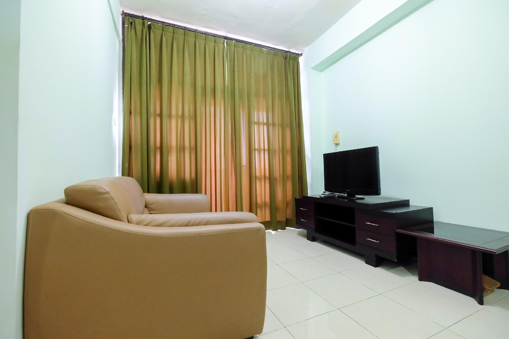 Comfy 2BR Apartment Salemba Residence By Travelio