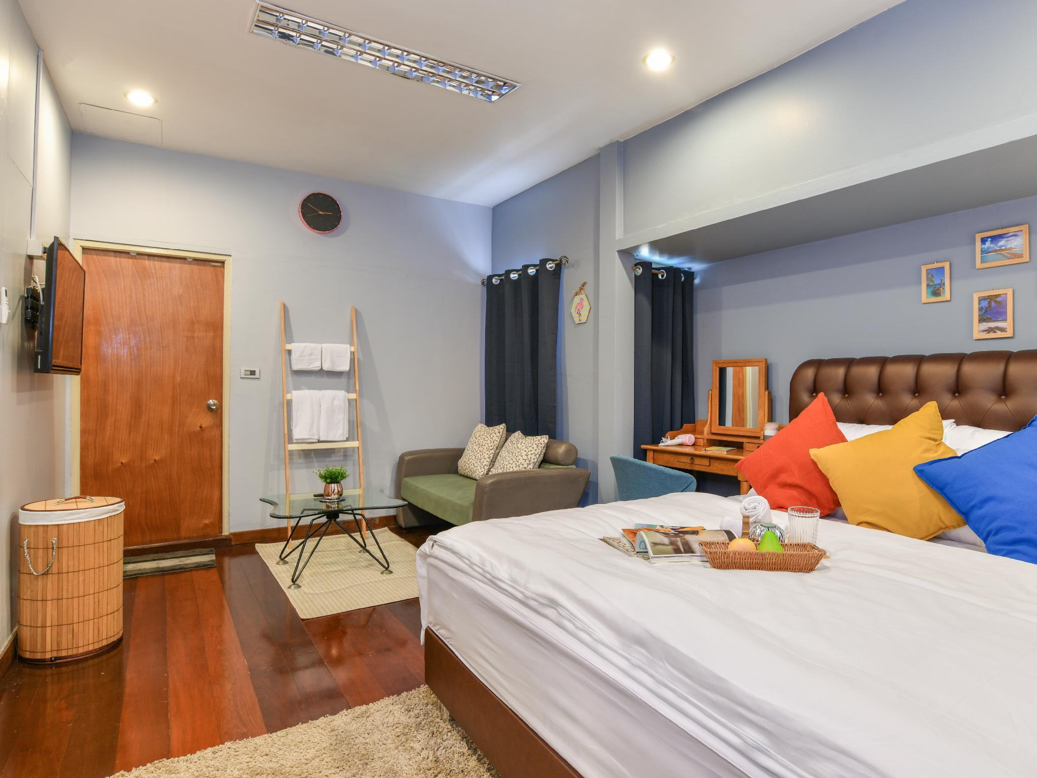Thoonglor9 2Br.Private Homestay@Bts Thonglor Wifi