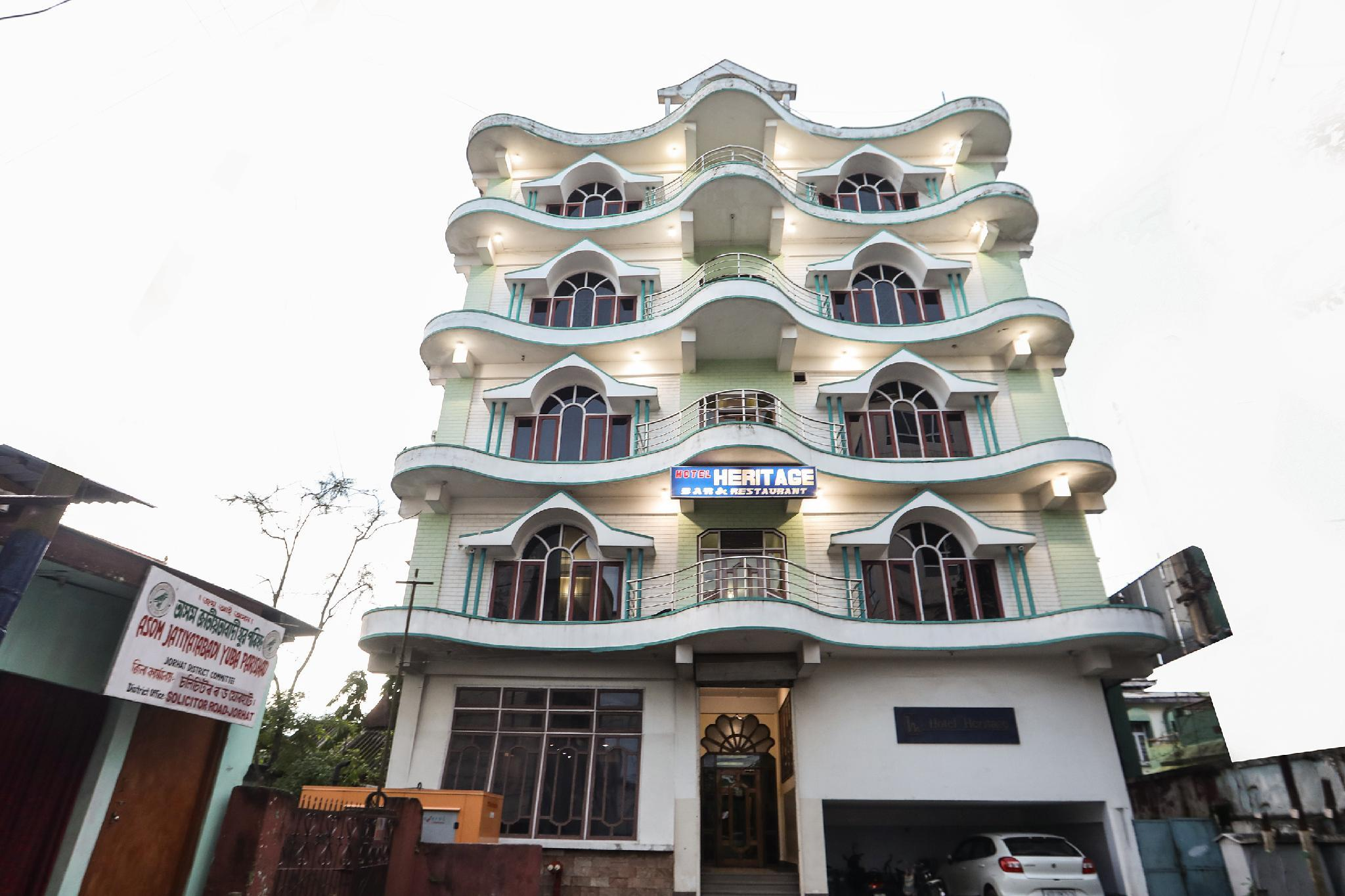 OYO 26491 Hotel Heritage