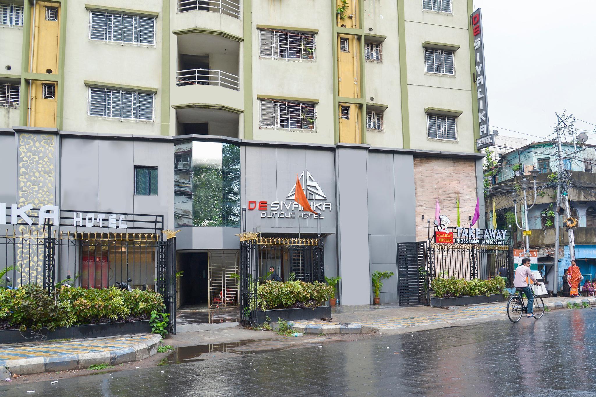 OYO 12996 De Sivalika Boutique Hotel