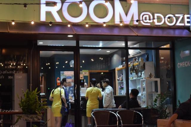รูม แอท โดซ – Room@Doze Apartments