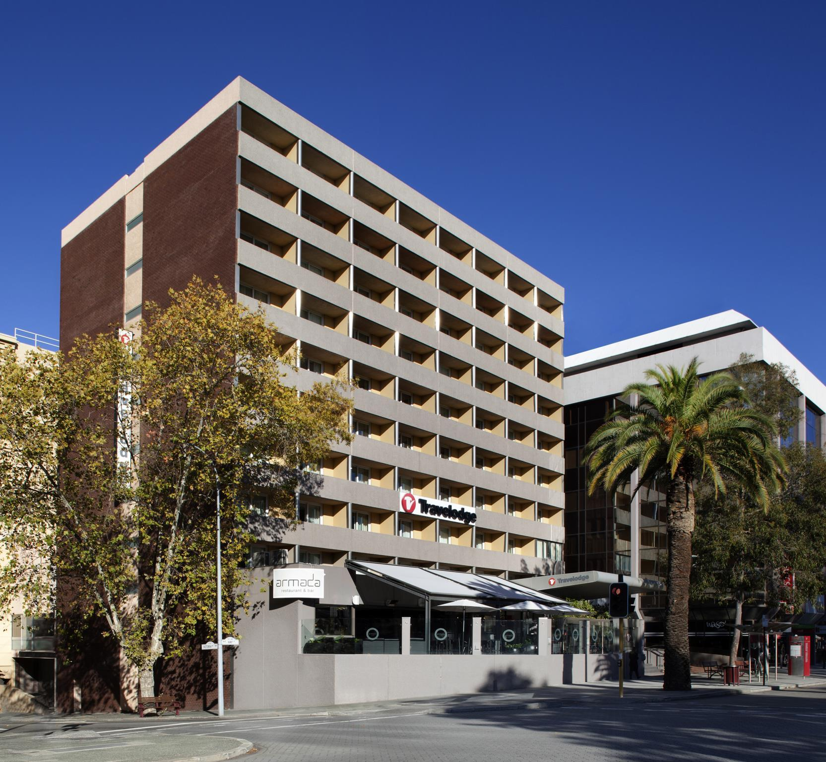 About Travelodge Hotel Perth
