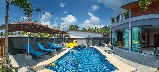 [アオナン]ヴィラ(220m2)| 3ベッドルーム/3バスルーム De Nathai Private Pool Villa