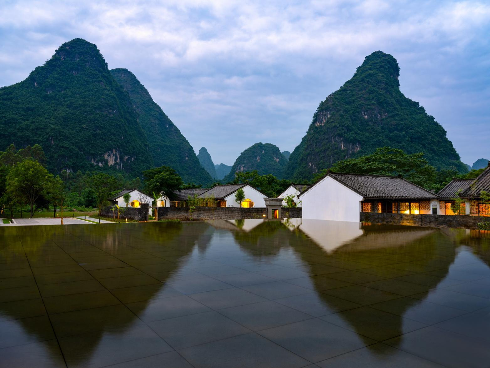 Kayumanis Yangshuo private villa&spa