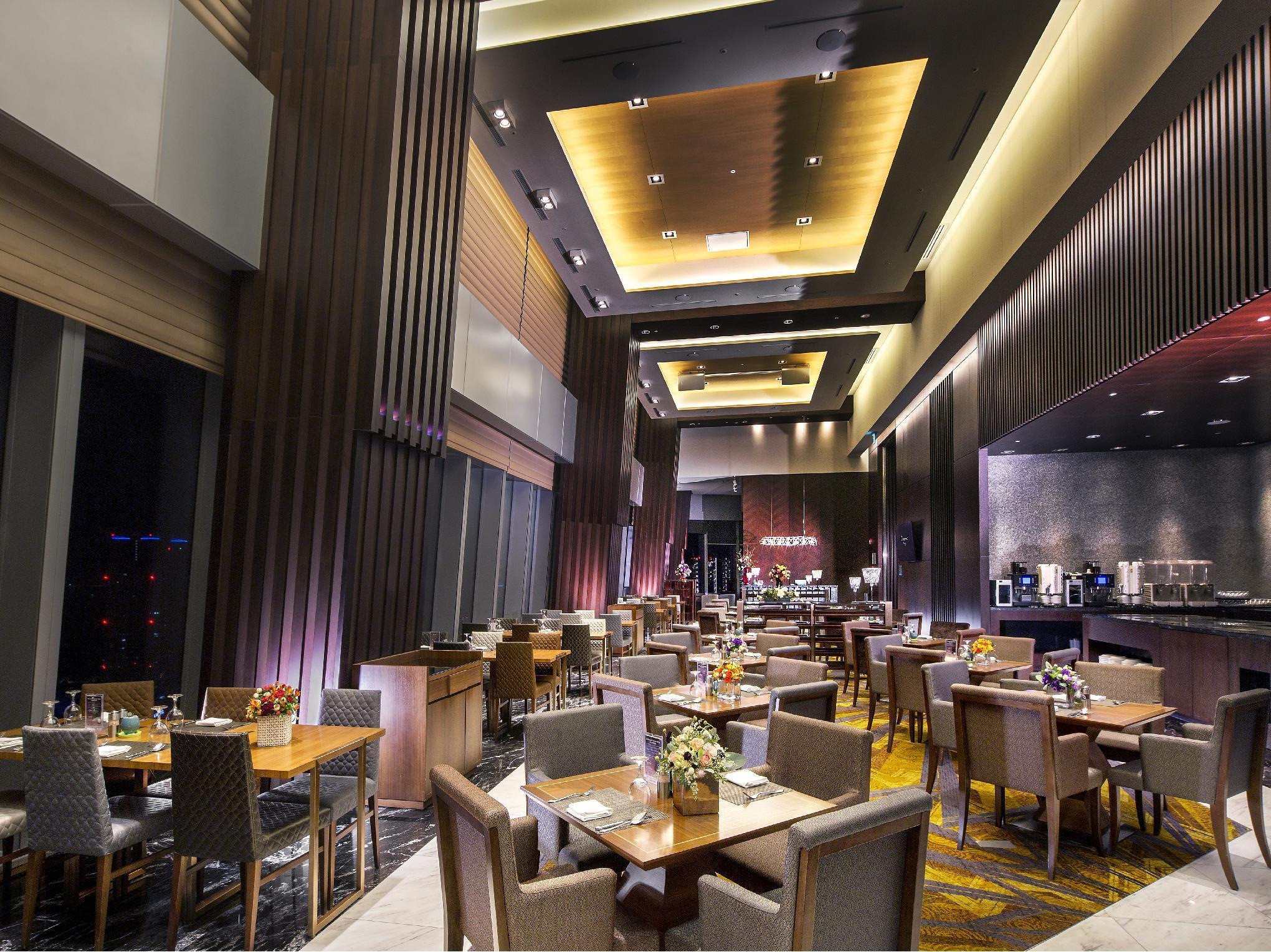 Oakwood Premier Incheon Hotel
