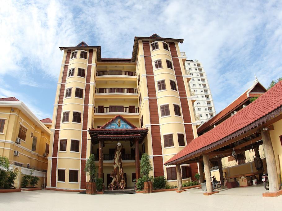 Mekong Thmey Service Apartment