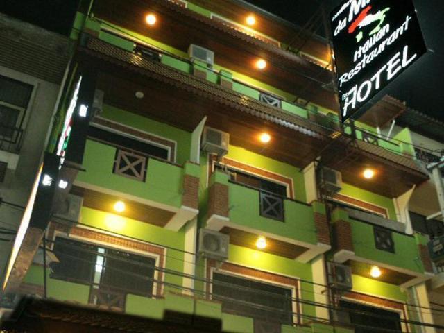 โรงแรมแม็กซ์ – Max Hotel