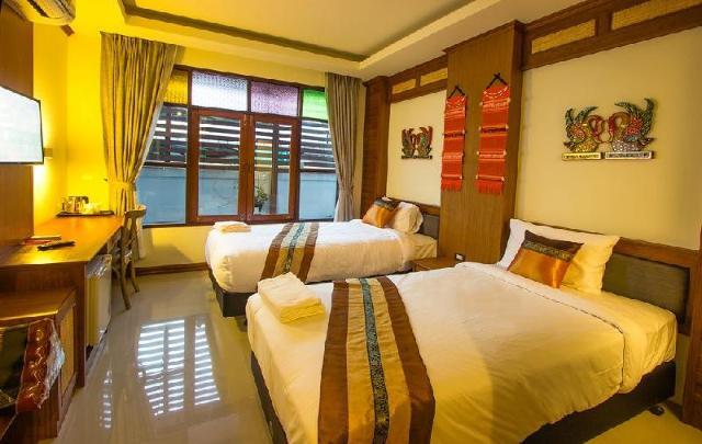 โรงแรมลีเชียง บูติก ล้านนา – Leechiang Hotel