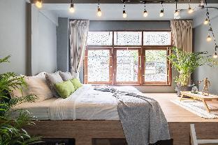 [スクンビット]アパートメント(16m2)| 1ベッドルーム/1バスルーム Better Moon - Pear's Room