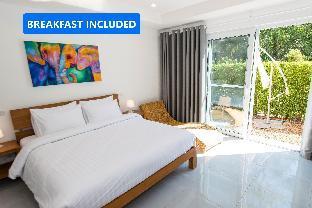 [クロンソン]アパートメント(25m2)| 1ベッドルーム/1バスルーム Sunset Emily - ROOM 7B/4 - garden view & BREAKFAST