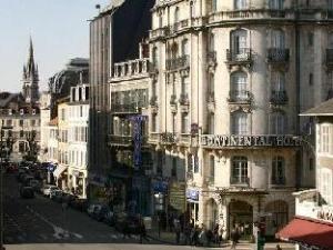 Информация за Best Western Hôtel Continental (Best Western Hôtel Continental)