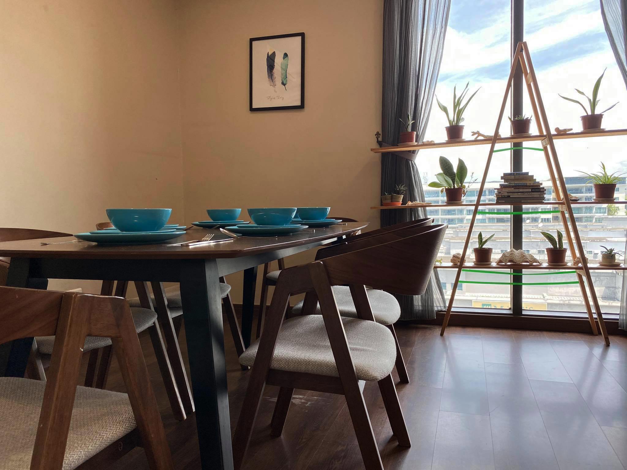 [Kairos Plus] RS Luxury Duplex Soho [6-8Pax]