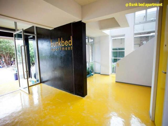 บังค์เบด อพาร์ตเมนท์ – Bunkbed Apartment
