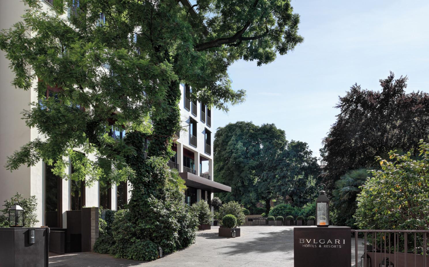 Bulgari Hotel Milano