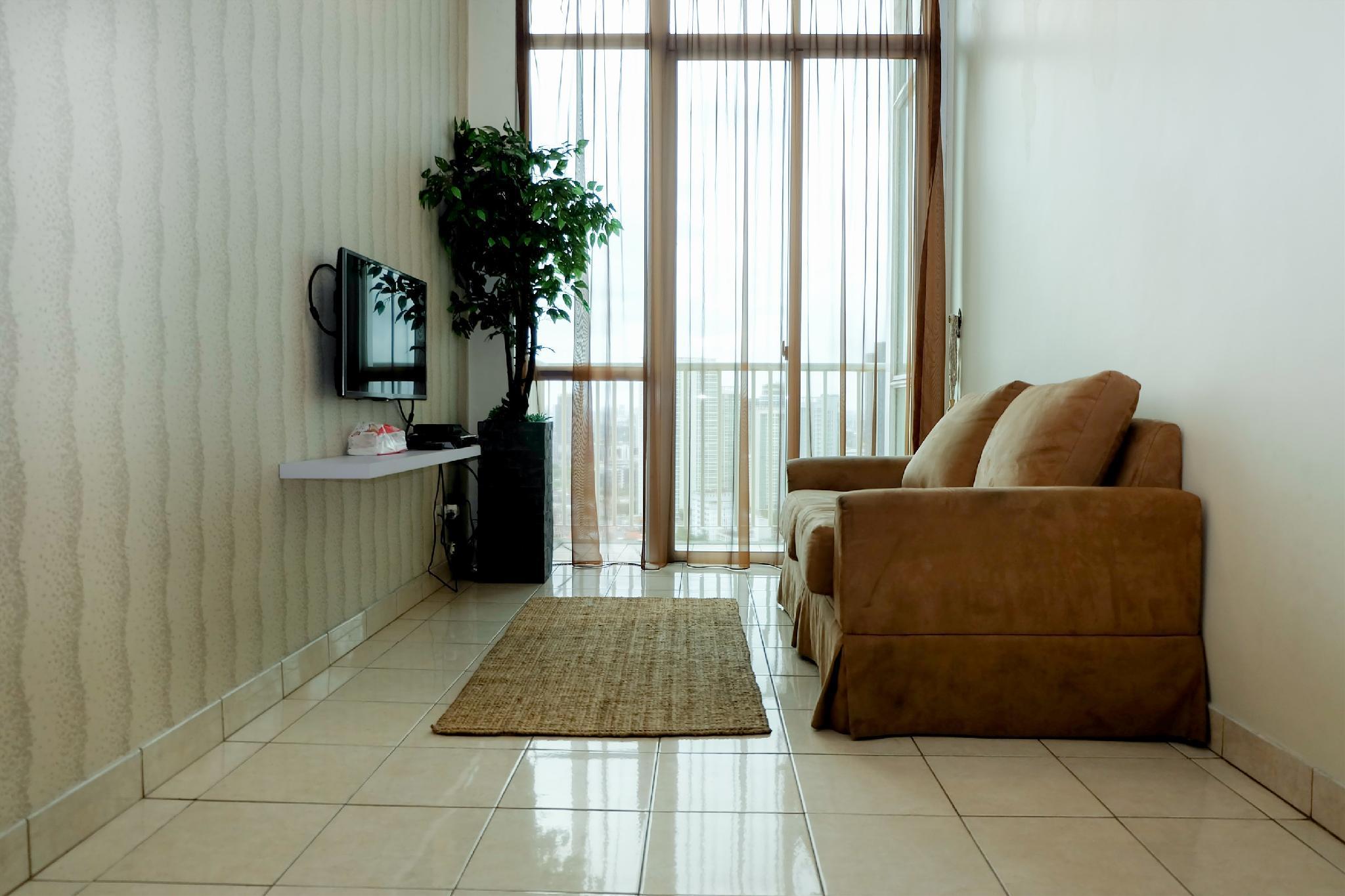 2BR Apartment Ambassador 2 By Travelio